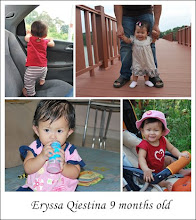 ERYSSA QIESTINA  9 MONTHS