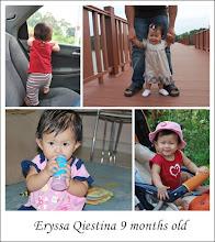 ERYSSA QIESTINA  9 MONTHS