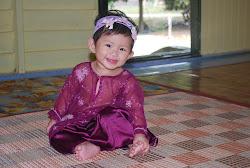 Eryssa Qiestina 12 Months