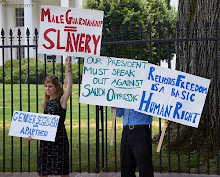 CDHR's Demonstration in front of White House 6/29/10