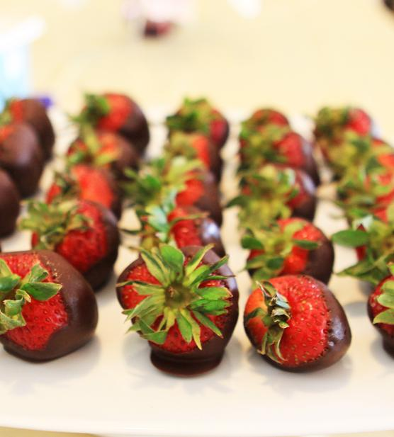 Baby Shower Finger Food Ideas On A Budget: Gourmet Baking: Planning A Baby Shower For A Friend