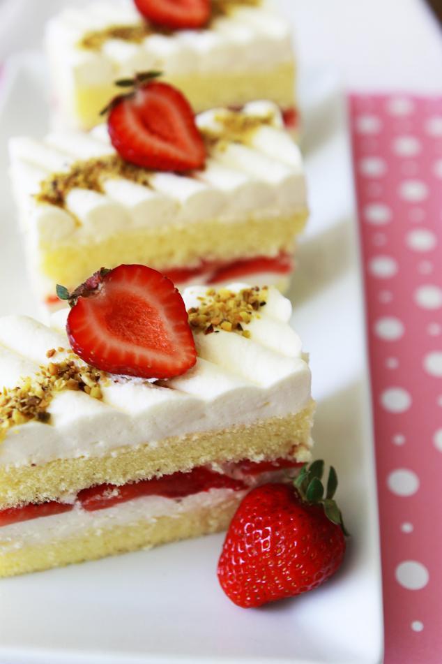 Gourmet Baking: Strawberry Obsession: Strawberry Shortcake, Strawberry ...