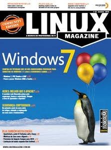 Download Revista Linux Magazine   Janeiro 2010 Baixar