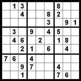 jugar un sudoku:
