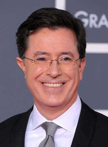 stephen colbert family tragedy. makeup Stephen Colbert