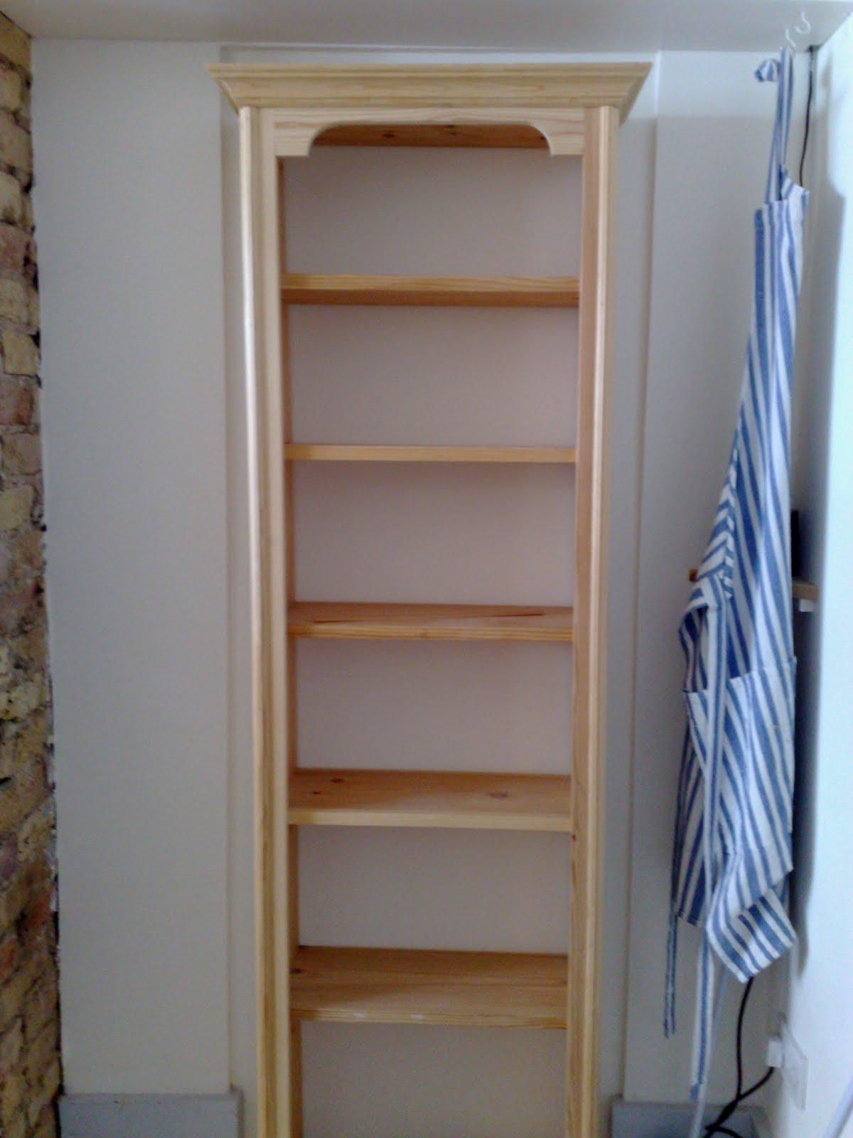 ... Bell Cabinetmaker Bespoke kitchens London: Free-standing bookcases