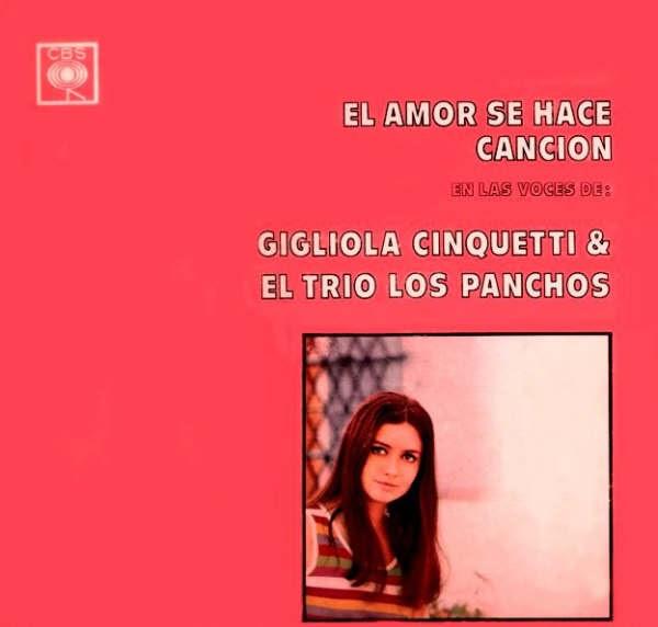 Gigliola cinquetti for ever gigliola y los panchos el for Cancion adios jardin querido