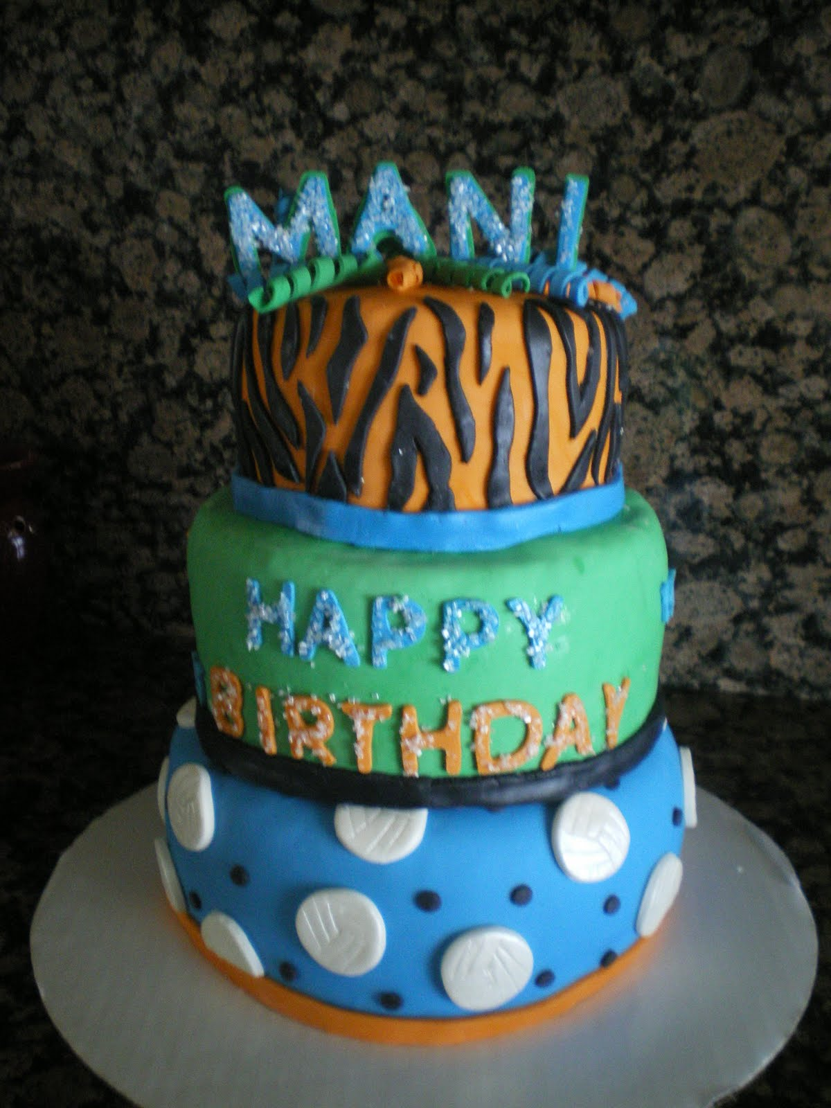 Cake Images Name Of Mani : The