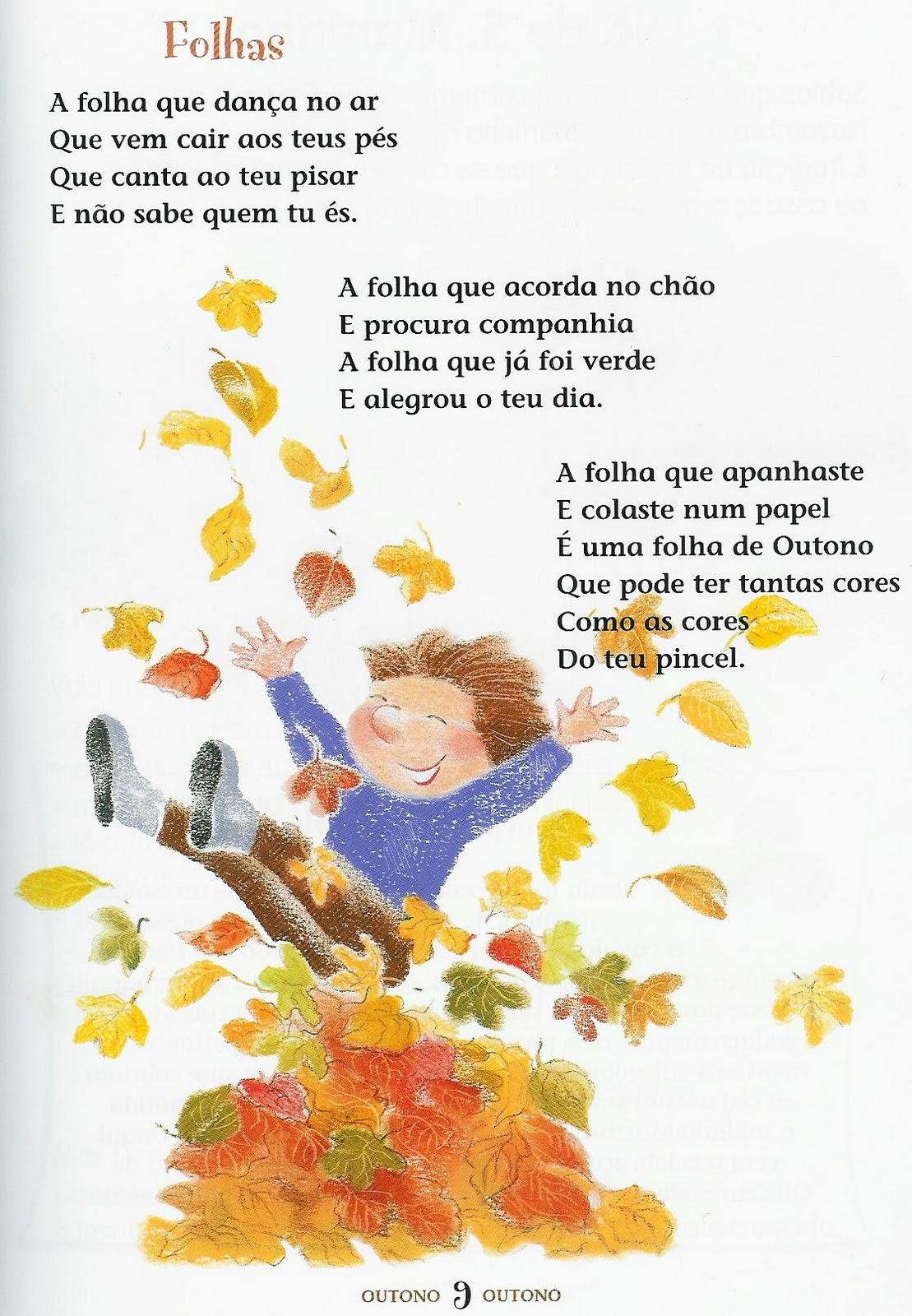 ideias para o outono jardim de infancia : ideias para o outono jardim de infancia:No Mundo das Crianças: Poema de Outono*