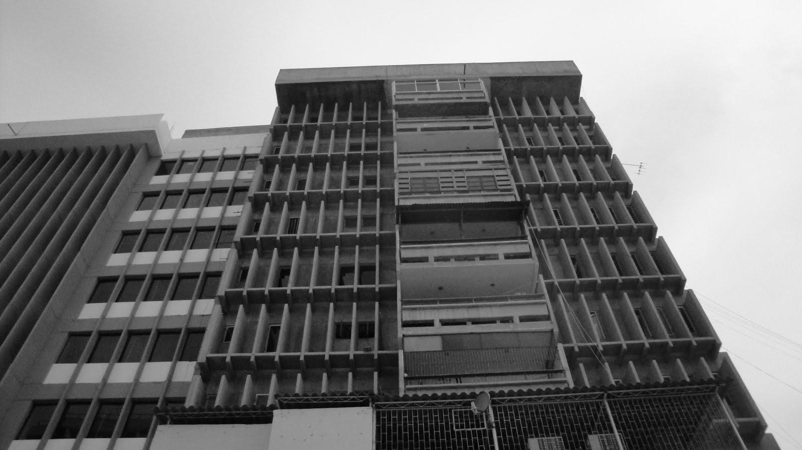 Laboratorio urbano de lima lul lab arquitectura moderna for Arquitectura moderna