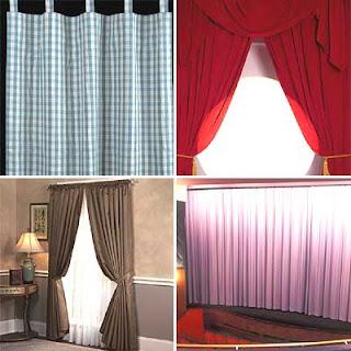 designed curtains