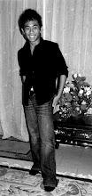 my 18th birthday pose shot