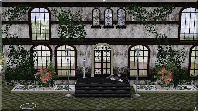 Finds Sims 3 .:. 11 - 9 - 2010 .:. Wallset3-1