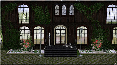 Finds Sims 3 .:. 11 - 9 - 2010 .:. Wallset4-2