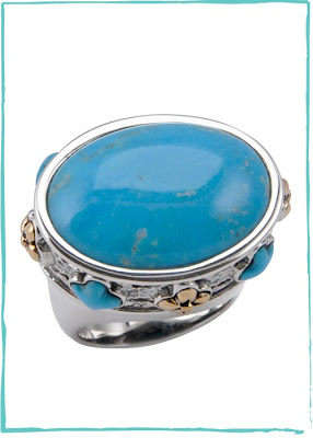 Turquoise Sorrento Ring
