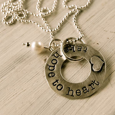 Take Hope to Heart Necklace