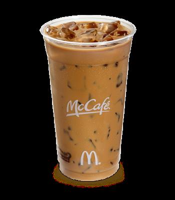 McCafe lced Latte