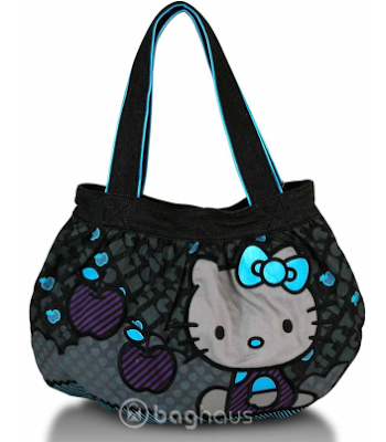 Hello Kitty Apples Reversible Tote