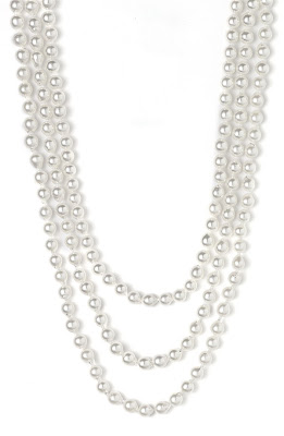 Mastoloni Akoya 7mm Pearl Long Strand Necklace