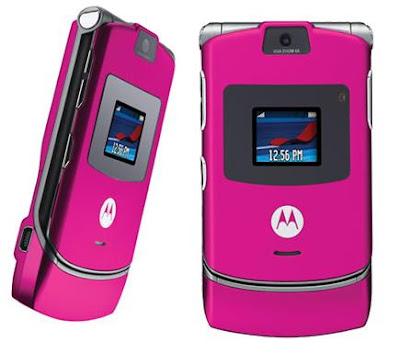 Motorola RAZR V3 Unlocked Phone