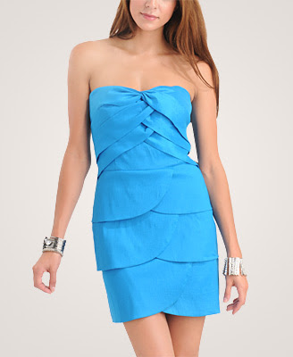 Scalloped Perfection Dress