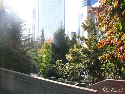 Lester Piggott Memorial Corridor, Seattle, WA, 07-Oct-06