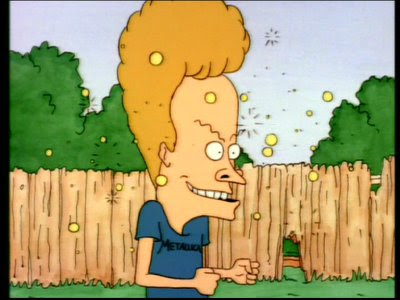 Beavis in 'Most Wanted' (copyright MTV/Paramount Pictures)