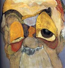 Retrato de Jorge Luis Borges.