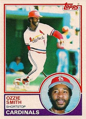 Topps Baseball Cards: 1983 Topps Review