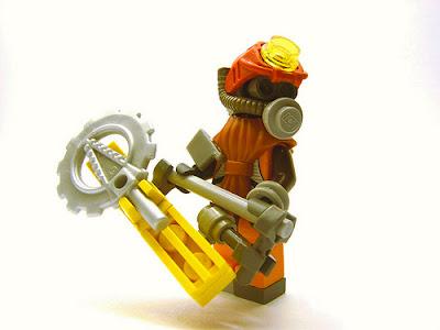 Fallout Lego Minifigs