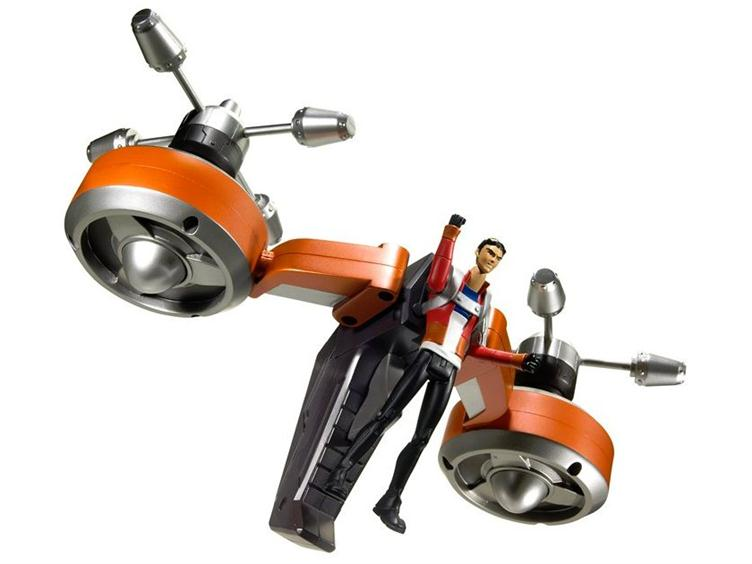 Generator Rex toys. My boys are going to be thrilled - - BBTS has preorder