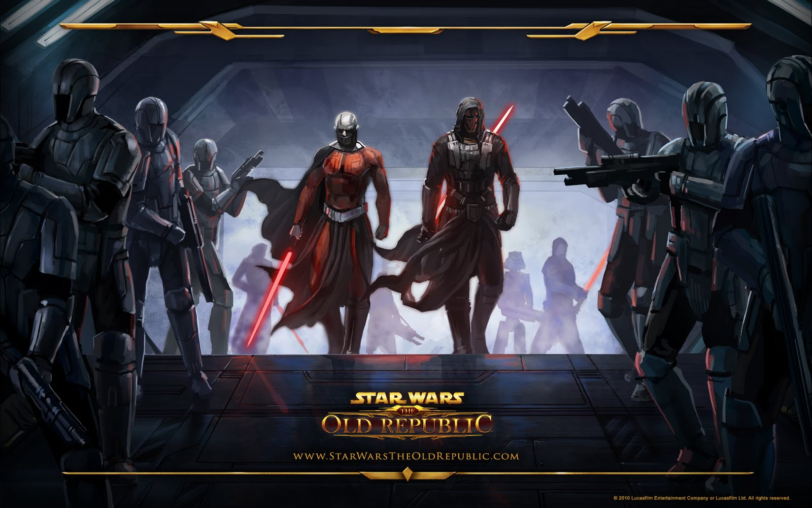 super punch: star wars the old republic wallpapers