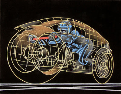 tron  light cycle by brucewhite d33wih1 Black Velvet Light Cycle, Street Legal Light Cycle