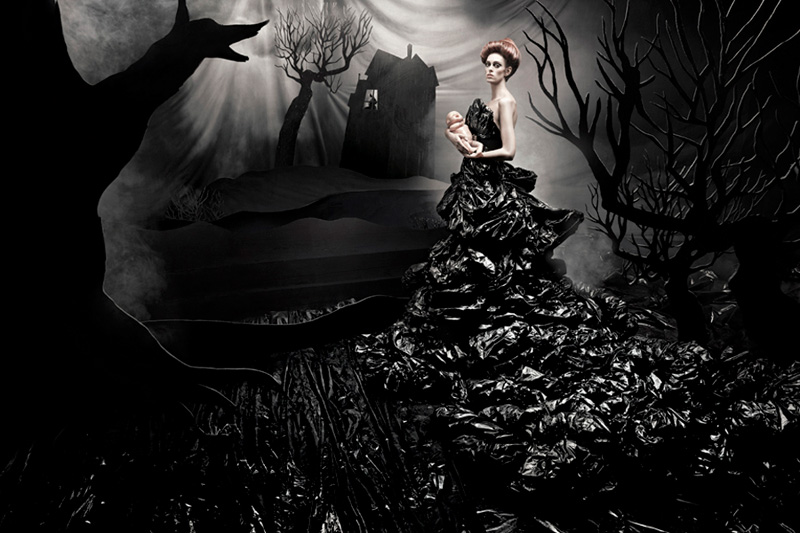 dark fairy tales: