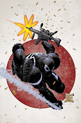 VENOM002 cvr The 72 Best Comic Book Covers of 2011