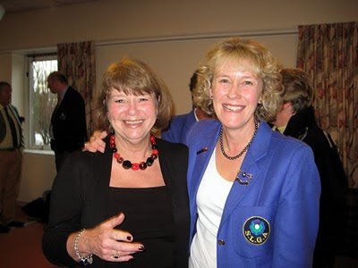 Christeen Finlayson and Beth Paterson - Click to enlarge