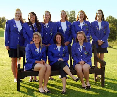 The 2008 Scottish Team -- click to enlarge