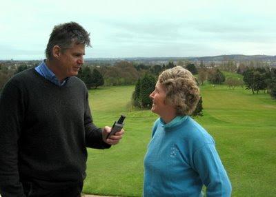 John Beattie and Carol Fell - Click to enlarge