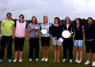 Scottish Girls Prixewinners -- Click to enlarge