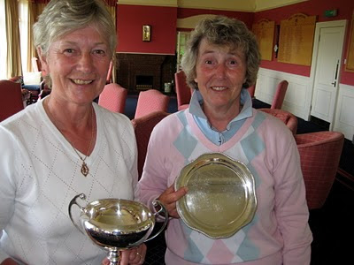 Helen Faulds and Carol Fell --- Click to enlarge