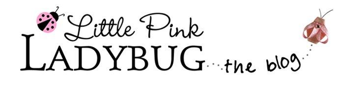 Little Pink Ladybug