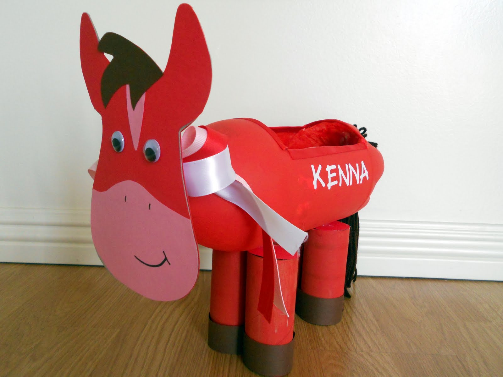 Horse Valentine's Day Box Ideas