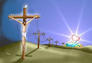 ¡¡¡FELIZ PASCUA DE RESURRECCIÓN!!! DESDE LA CRUZ ENCIENDES LA VIDA. desde la cruz enciendes la vida