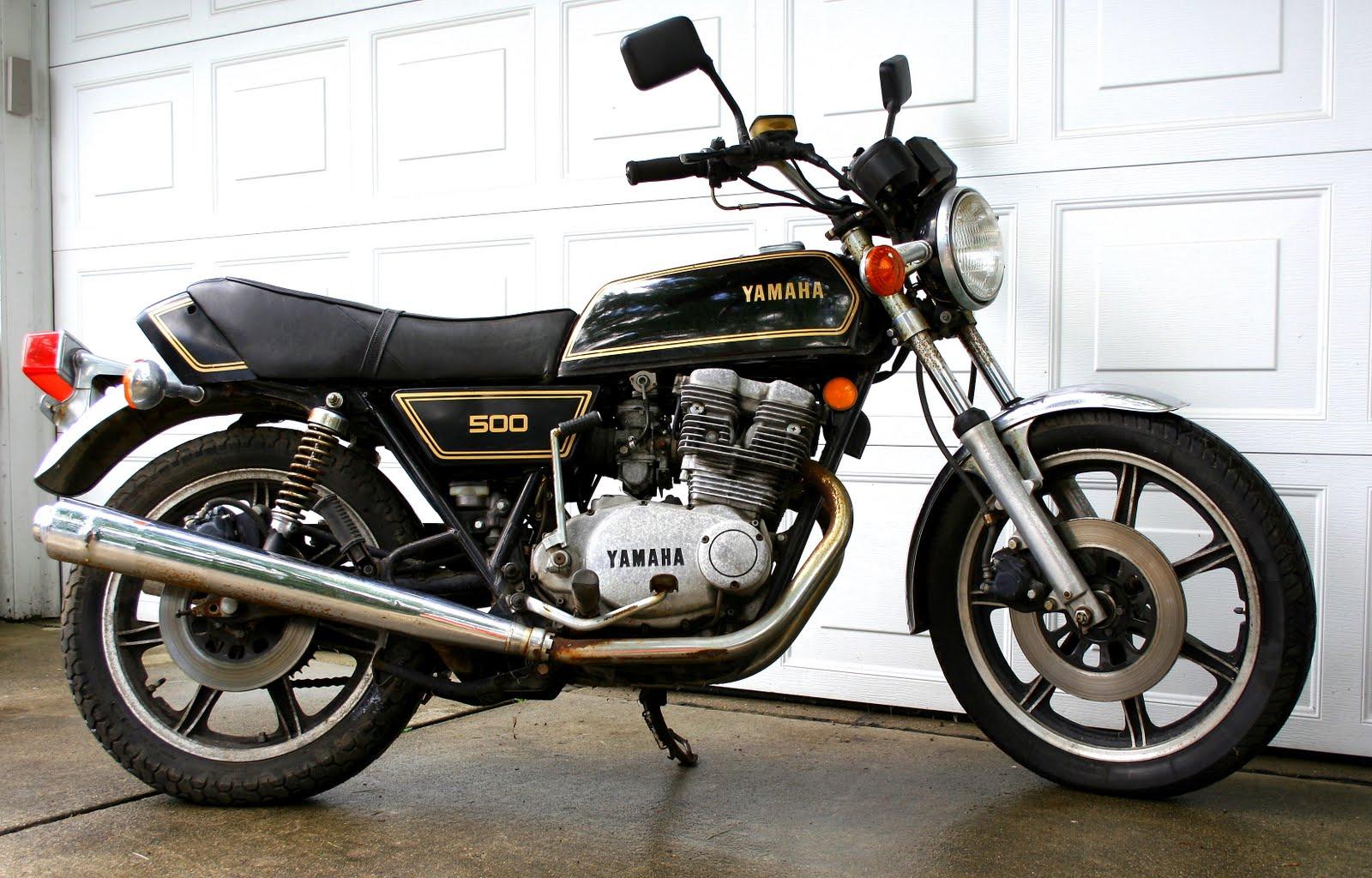 Yamaha Xs Triple