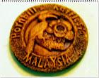 HornBill Rafflesia ,M'sia (3 pcs)