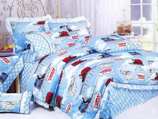 Thomas And Friends Bedsheet