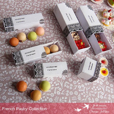 French pastry party the 2nd series