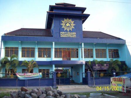 Alamat Panti Asuhan Muhammadiyah Kenjeran Surabaya.