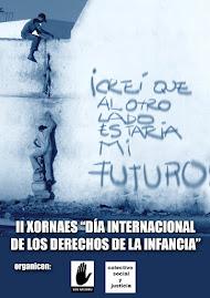 """II Jornadas """" Derechos Infancia"""""""