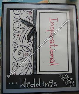 Inspiration for Weddings Folder